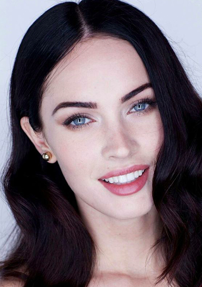 megan-fox-brow-makeup