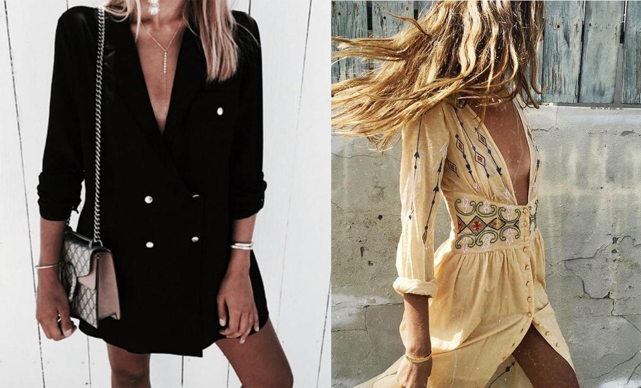 Spring Summer Dress Trend 2018