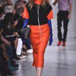 calvin-klein-orange-dress