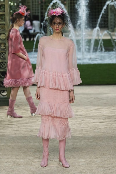 chanel-rose-dress