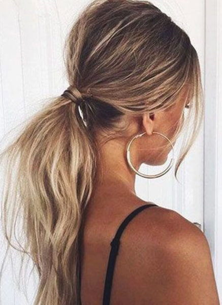 easy-messy-ponytail-hairstyles