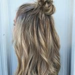 halfbun-hairstyles