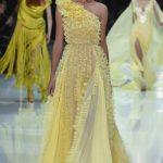 lemon-color-dress