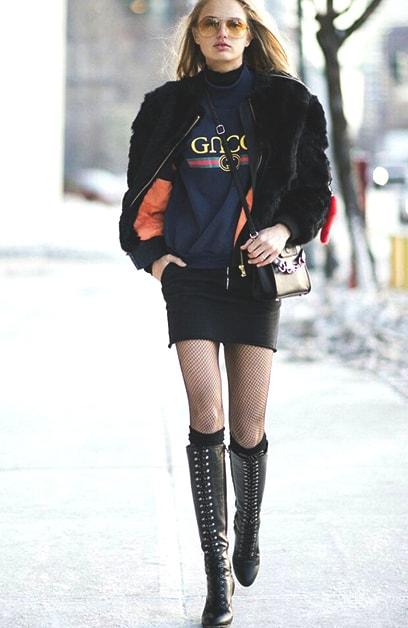 model-style-look