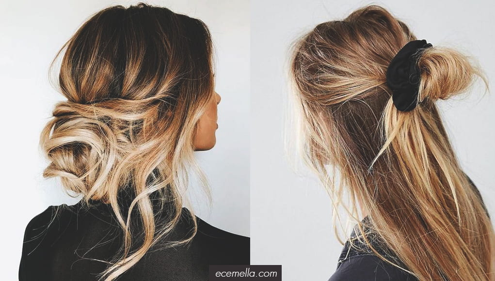 10 Quick Hairstyle Ideas That Save Time In The Morning Ecemella
