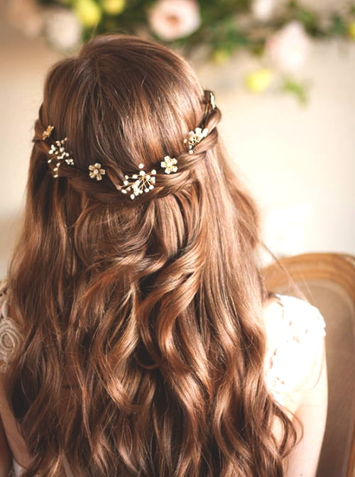braided-loose-hair