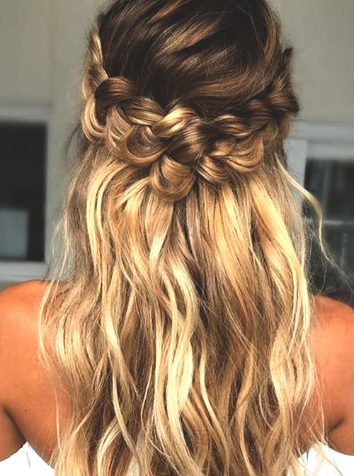 braided-loose-wedding-hairstyles