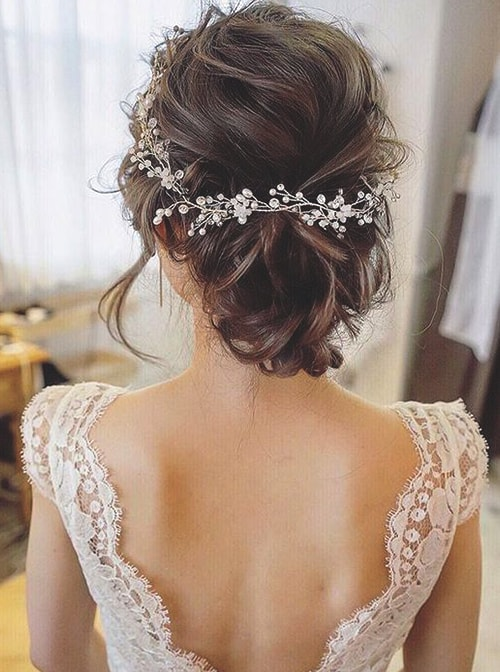 low-bun-wedding-hairstyle