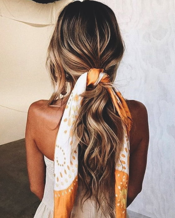 low-ponytail-ideas