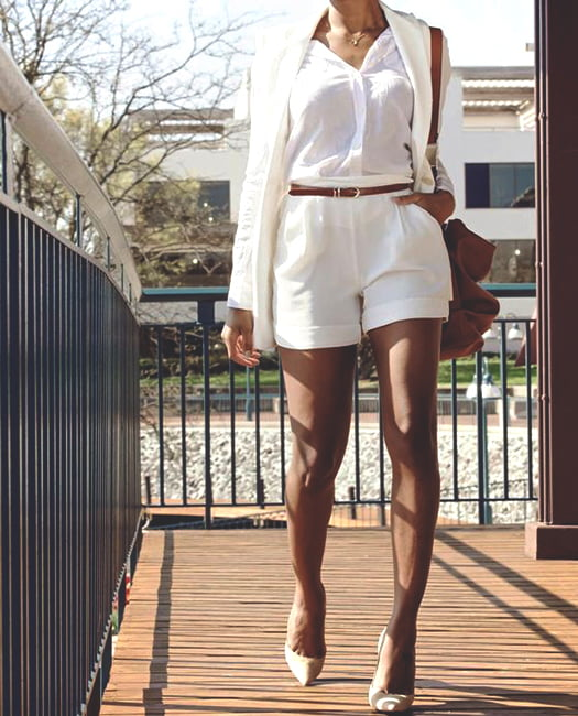 tailored-short-white