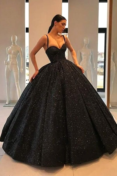 black-princess-prom-dress