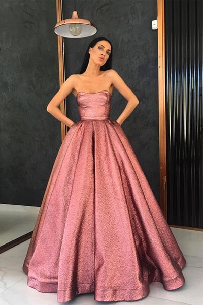 princess-pink-prom-dress