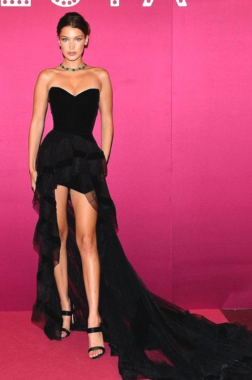 bella-hadid-black-long-dress-min