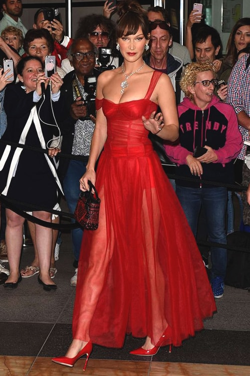 bella-hadid-red-dress-outfit-min