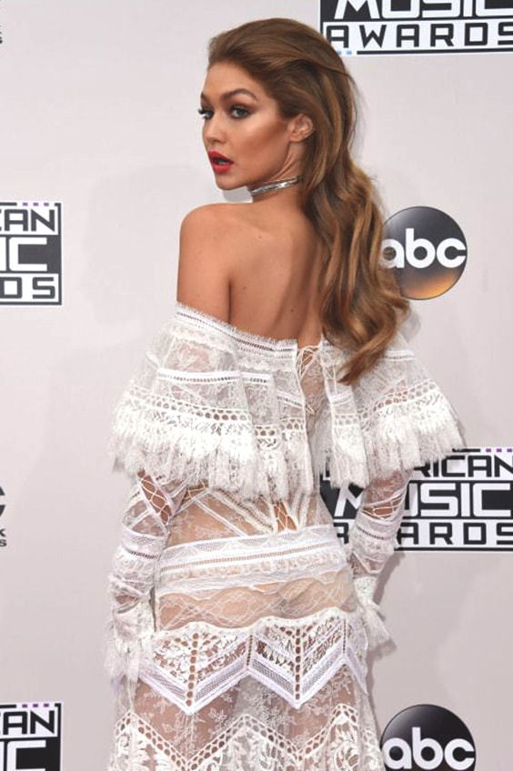 gigi-hadid-white-off-the-shoulder-dress