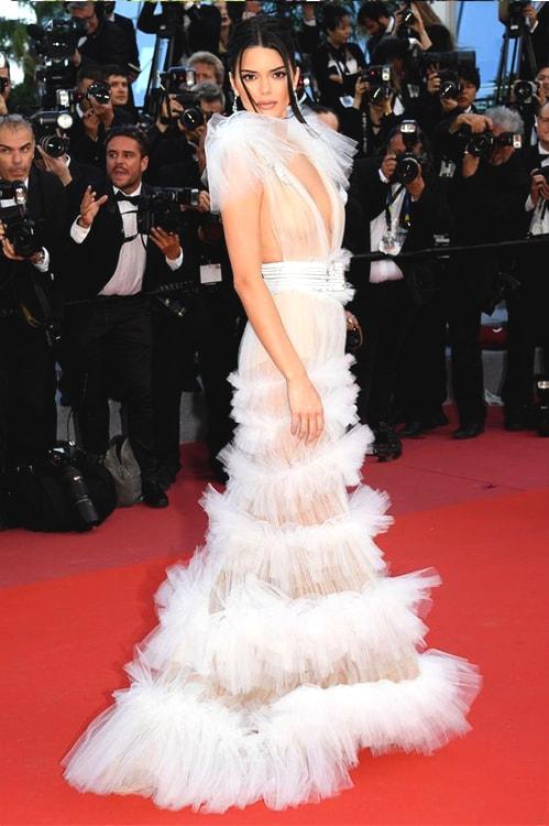 kendall-jenner-sheer-white-ruffle-dress-min