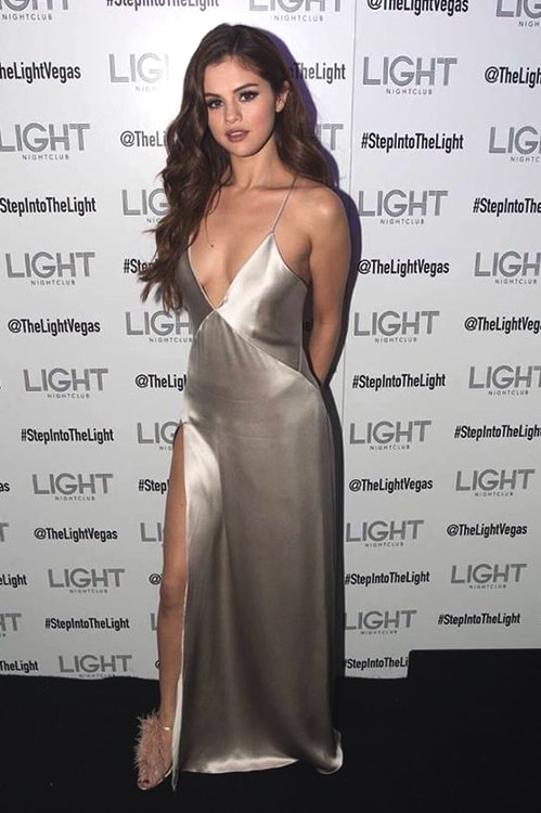 selena-gomez-satin-long-dress-min