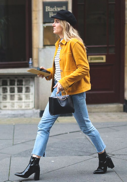 newsboy-caps-yellow-jacket-trends-in-fall-2018--min