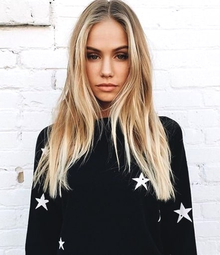 Long Layered Blonde Haircut Hairstyle Ideas For Fall Min Ecemella