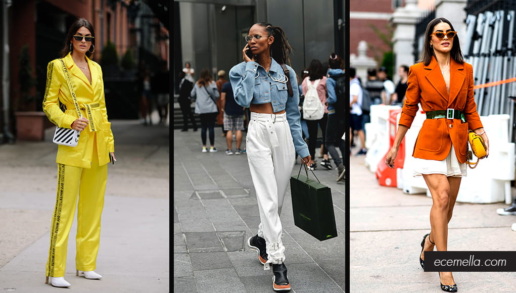 Top 10 The Best Spring 2019 Street Style Trends From New York