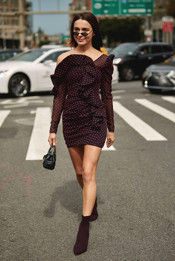 polka-dot-dress-fall-nyfw-spring-2019-trends-min