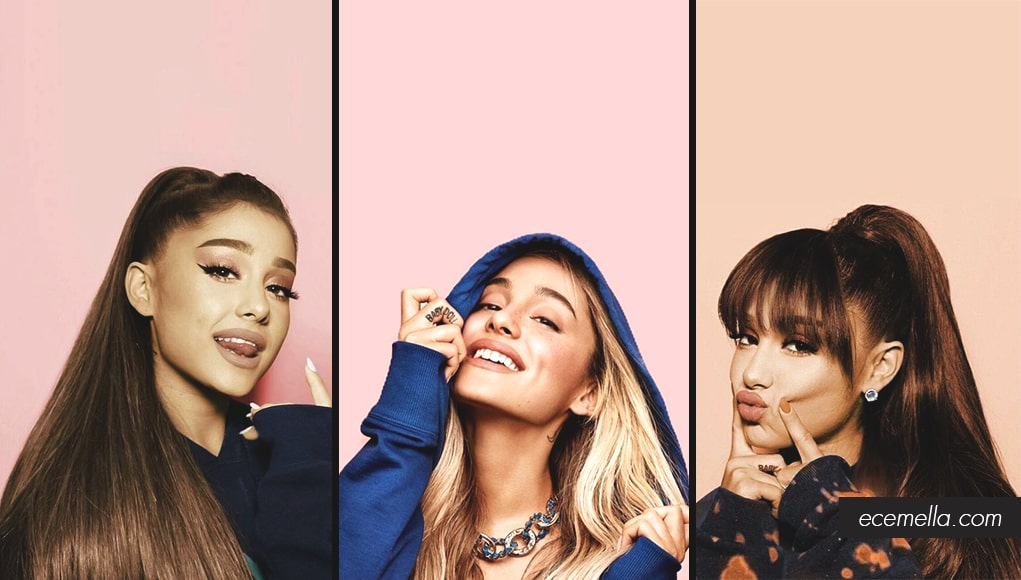 Ariana Grandes Whole The Best Hairstyle Looks Ecemella