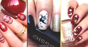 40 Amazing Christmas Nail Art Design Ideas