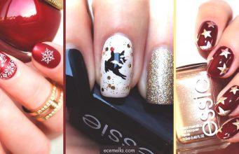 40 Amazing Christmas Nail Art Design Ideas