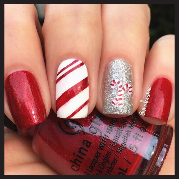 christmas-nail-art-design-ideas-candy-cane-nails-min - Christmas-nail-art-design-ideas-candy-cane-nails-min Ecemella