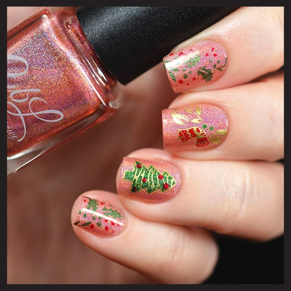christmas-nail-art-design-ideas-transparent-glittery-christmas-icons-nails-min