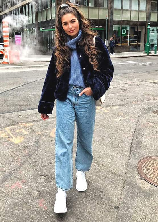 how-to-wear-boyfriend-jeans-with-turtlenecks