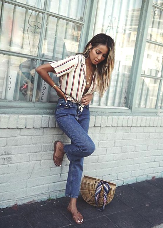 striped-shirt-boyfriend-jean-look