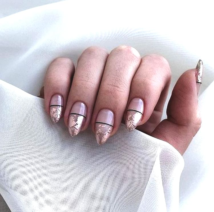 abstract-rose-gold-nail-art-design-min