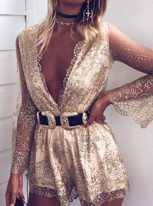 gold-embellished-playsuit-outfit-new-years-eve-party-dress-ideas-min