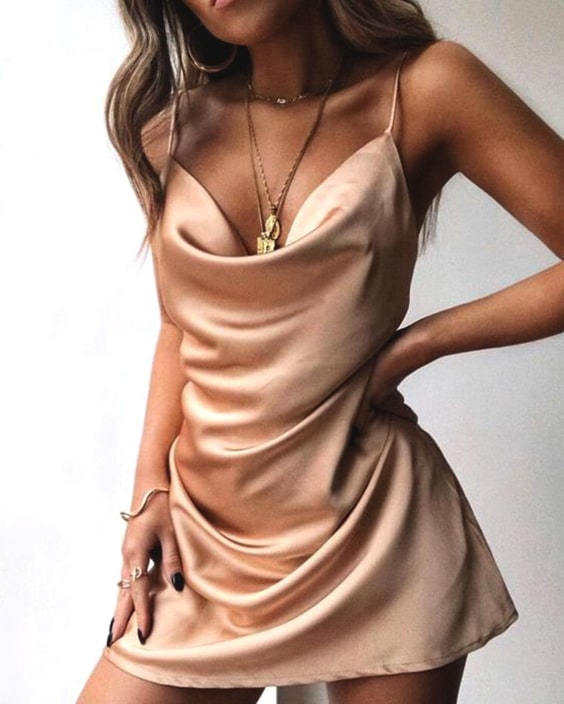 nude-silky-mini-dress-new-years-eve-outfit-ideas-min