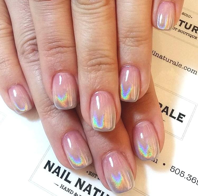 rose-gold-chrome-ombre-nail-art-min