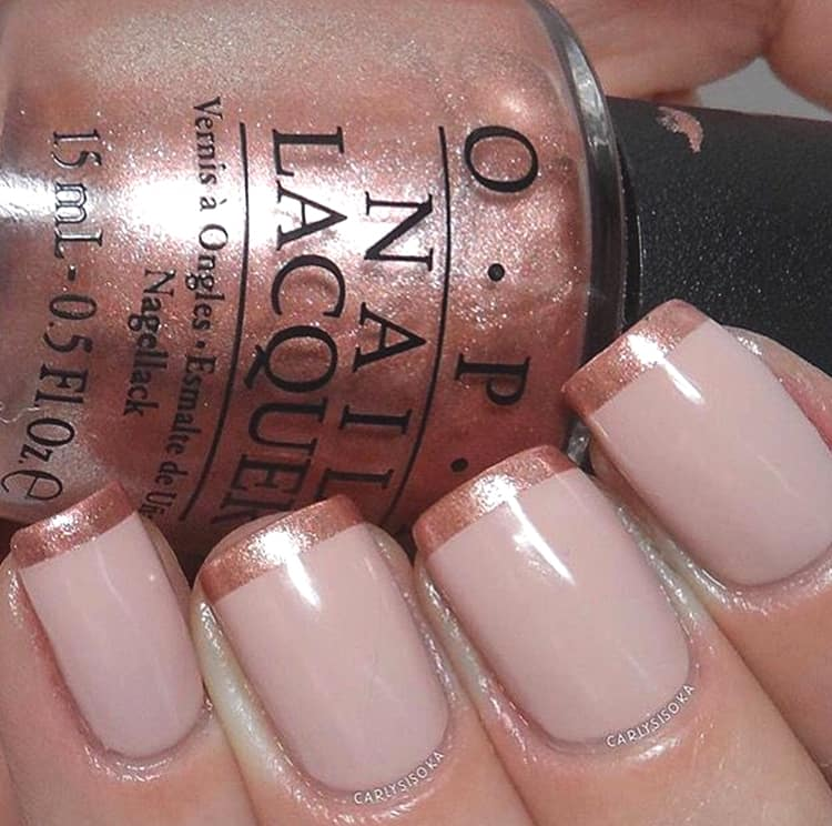 rose-gold-french-tips-manicure-min