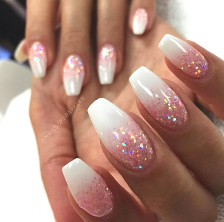 rose-gold-glittery-ombre-nail-art-min