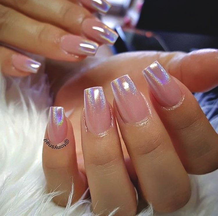 rose-gold-silver-glittery-ombre-nail-art-min