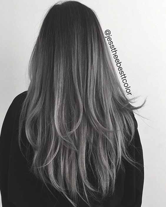 ash-grey-ombre-hair-2019-hair-color-trends-min