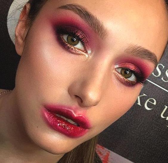 cranberry-makeup-look-night-out-makeup-ideas-min