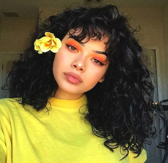 orangey-makeup-looks-orange-eyeshadow-min