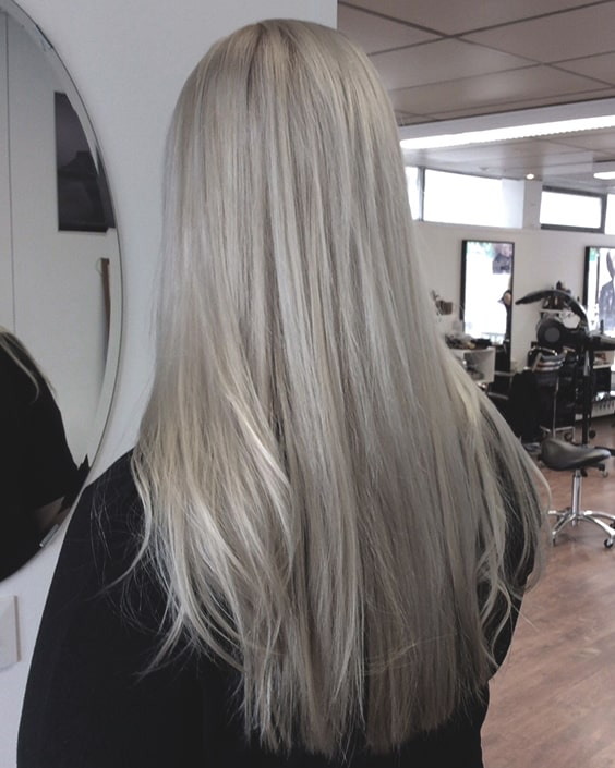 platinum-hair-color-2019-hair-color-trends