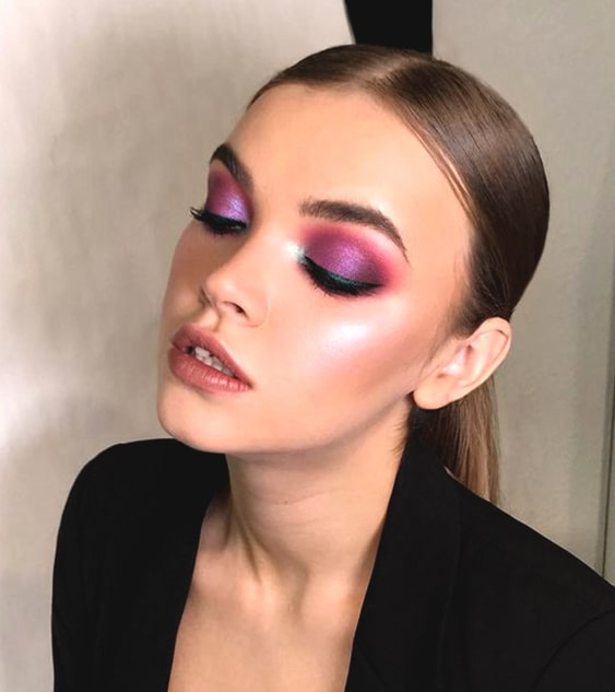 purple-eyeshadow-makeup-ideas-night-out-makeup-min