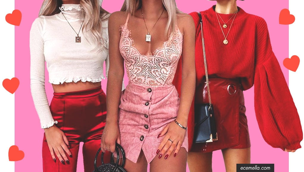 25 Valentine S Day Outfit Ideas Ecemella