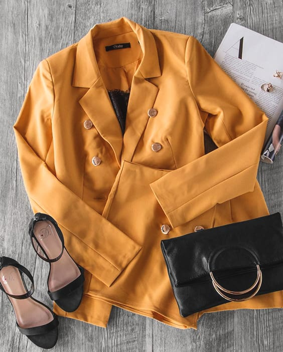 yellow-monochrome-outfit-idea-for-valentines-day
