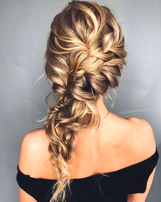 braided-side-swept-wedding-hairstyle-idea-min