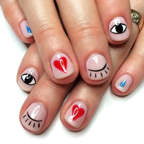 cute-diy-nail-design-ideas-for-valentines-day