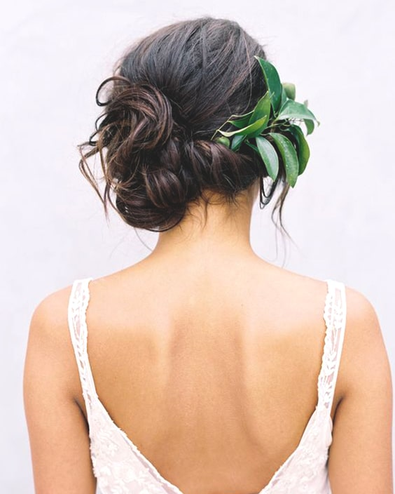 messy-low-updo-wedding-hairstyles