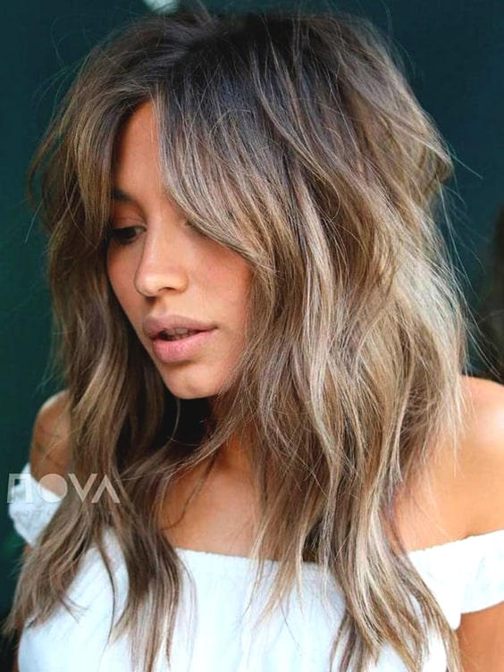 messy-new-shag-hairstyle-haircut-ideas-hair-trends-2019-min